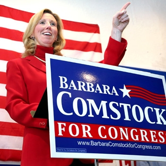 Congresswoman Barbara Comstock
