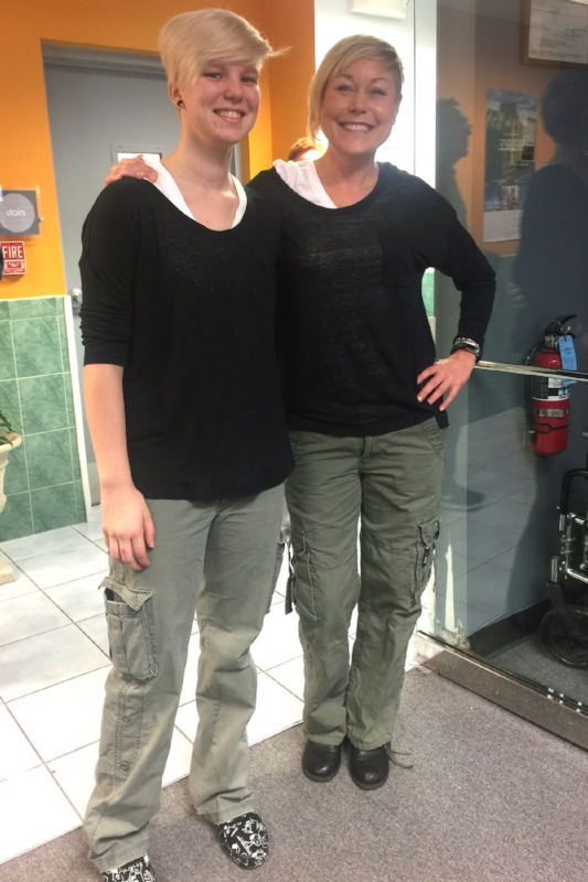 Teacher Dress-Alike Thursday