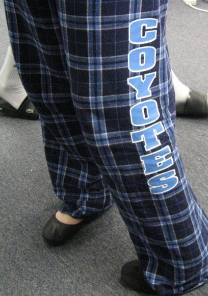 Plaid Flannel PJs