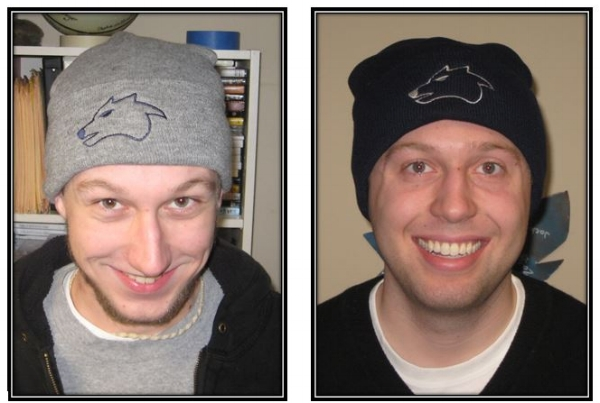 Copy of Coyote Beanies