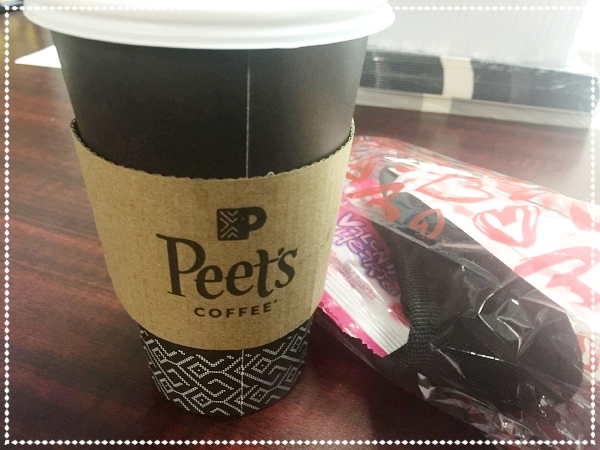 Hot Treats from Peet's