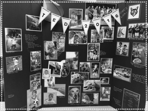 Click here for information on GWCS Graduation Memory Board Tradition