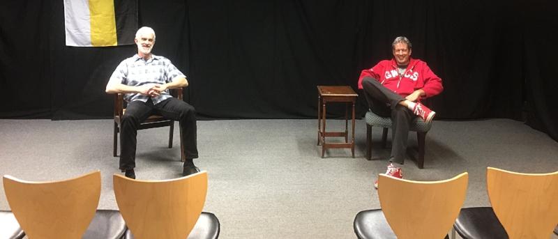 GWCS Theatre Directors: Dr. G & Mr. G