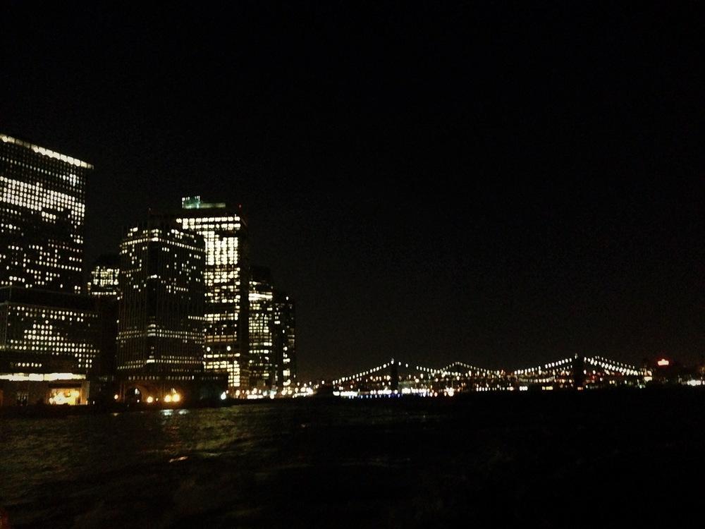 Staten Island Ferry Ride