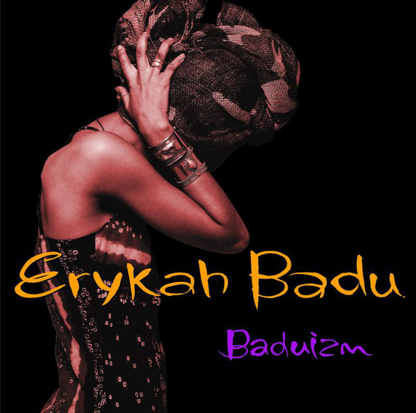 Erykah   Badu   |   Baduizm   Favorite Songs:  No Love, Next Lifetime, Certainly  The atmosphere of Erykah Badu's music creates a soothing, stimulated design mindset. The active and continuous bass in  Certainly  serves as a metaphor that encourages me to continue working hard and never stop. Badu has voice unlike anyone else, listening to her pushes me to find my own voice in design, so I can stand out in the crowd.