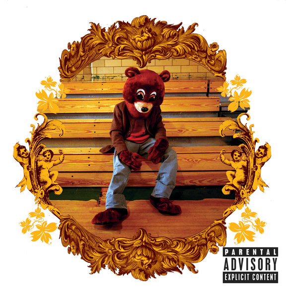 "Kanye West |   The College Dropout   Favorite Songs:  Spaceship, Through the Wire, Last Call  I'm a college student, so of course this album relates to me. This year I spent SEVERAL nights staying up till 4AM finishing school and freelance projects. Giving up was never an option so I would throw on a soulful classic from Kanye such as Spaceship, and get back to work. Everyone knows how great Kanye is, so I don't think I need to explain it. But the line from Spaceship, ""Lock yourself in a room doing 5 beats a day for three summers"", is very real for me. All you have to do is replace beats with designs and it describes my work ethic."
