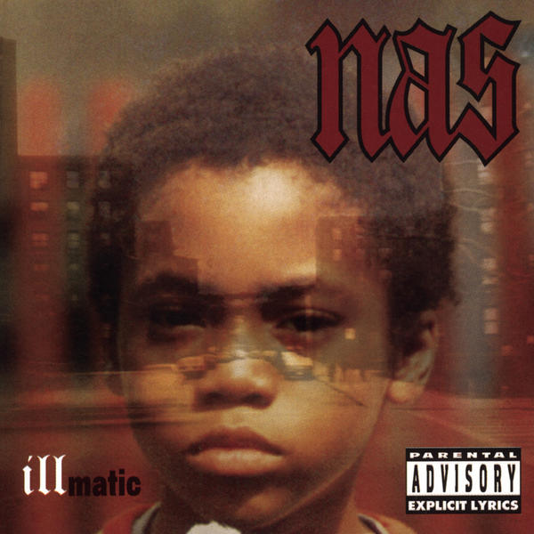 Nas |   Illmatic   Favorite Songs:  Life's a Bitch, Memory Lane (Sittin' in Da Park), It Ain't Hard to Tell  Two of my friends constantly tried to talk me into listening to  Illmatic . For some reason I just never did. They claimed it would change my life, and that it was kind of like a blueprint to modern day Hip-Hop.  Illmatic  did change my life. I found myself designing to the album constantly – not just in 2015 either. This album sparked a curiosity in returning to music from the 90s. Nas keeps it real in this album and tells about his life experiences. This is similar to what I want to use design for. A visual method to showcase my life experiences.