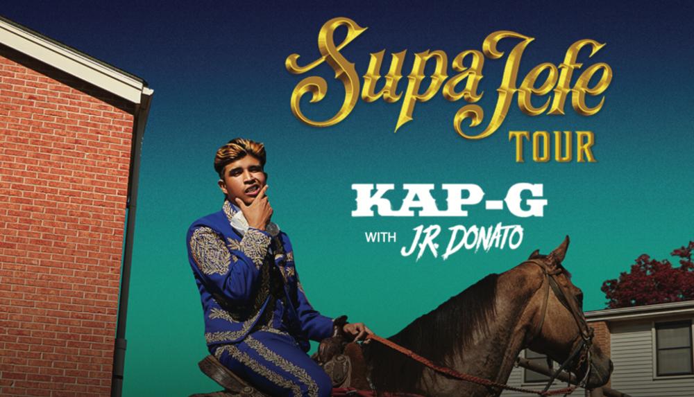 SUPAJEFE TOUR : KAP-G + J.R DONATO