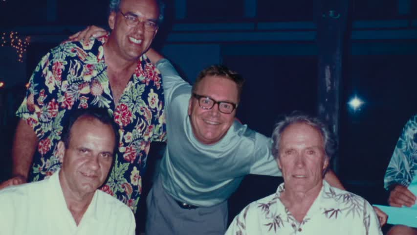 Shep Gordon is the guy in the top left in the Hawaiian shirt