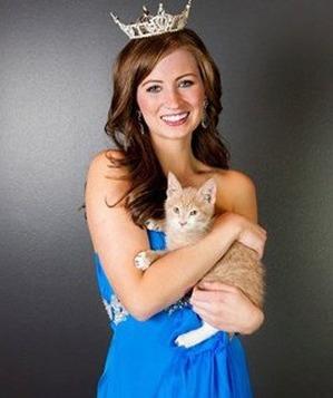 Lauren Kuhn Miss Massachusetts 2014