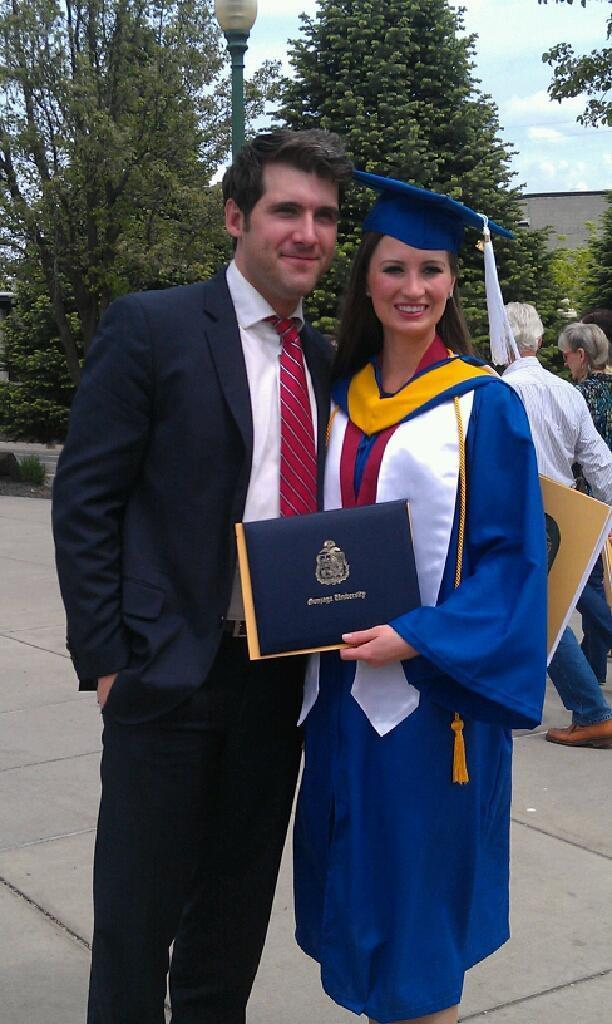 After graduating from Gonzaga University Lauren Kuhn.jpg