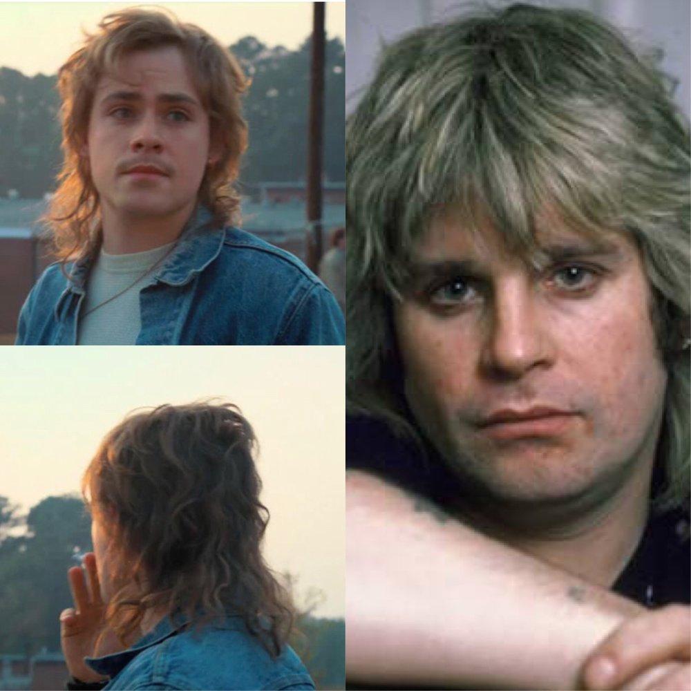 Seria Billy Hargrove, de Stranger Things 2, uma referência a Ozzy Osbourne?