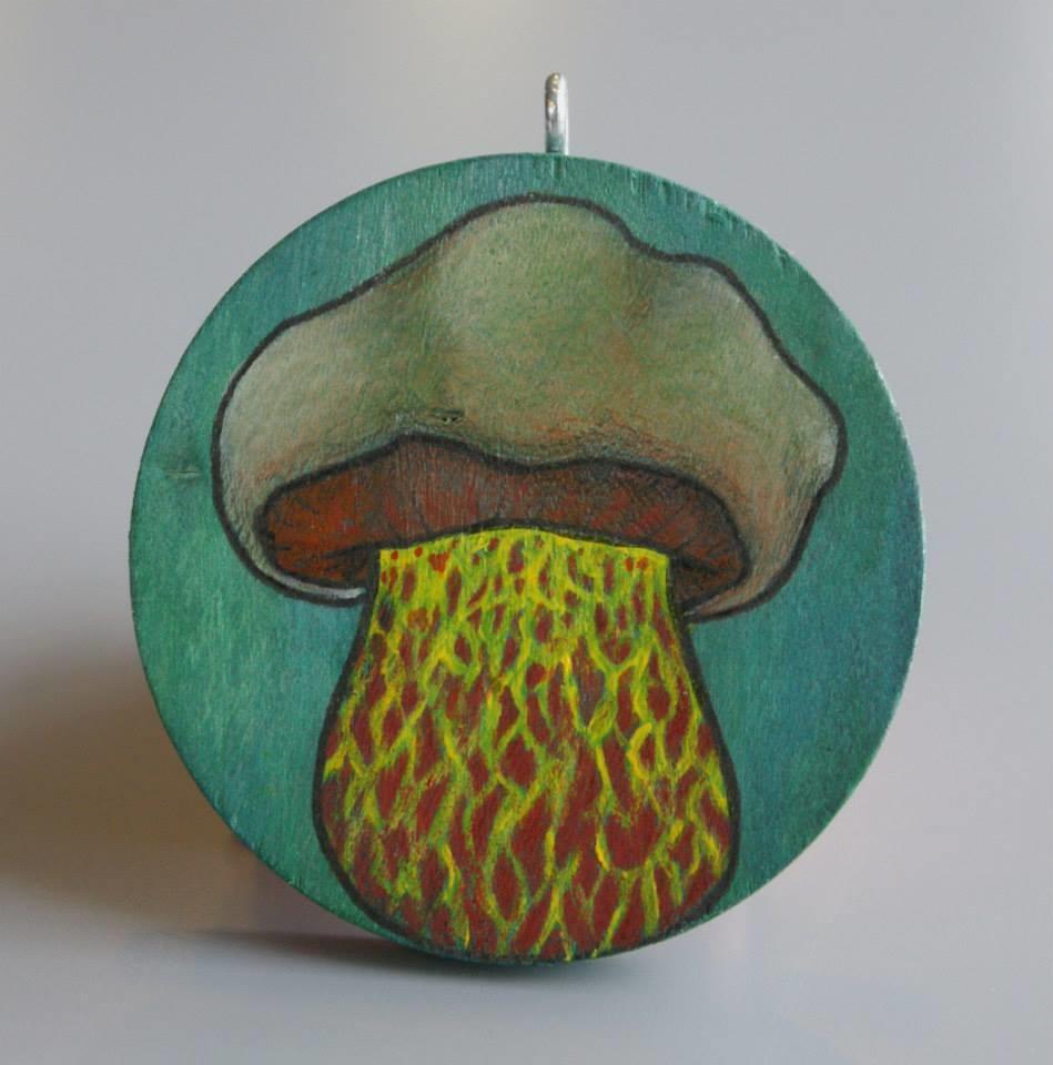 Bolet satan mushroom