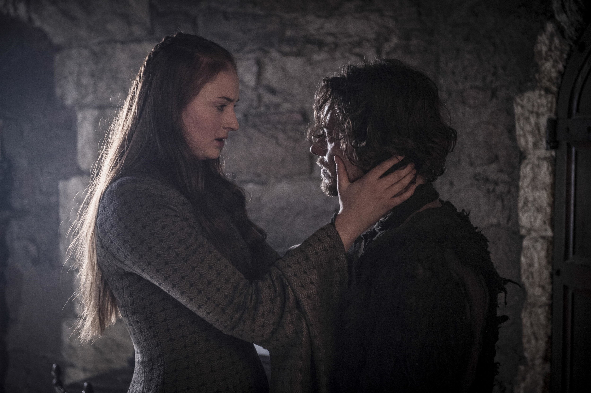 Sansa-and-Theon-or-Reek-or-whatever-in-Winterfell-Official-HBO