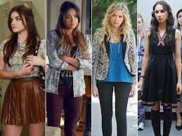 Left-to-right: Arya, Emily, Hannah, Spencer