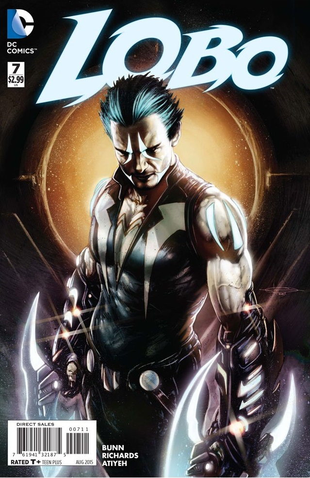 This is Lobo now. Just to be clear, I don't like EVERYTHING that DC does