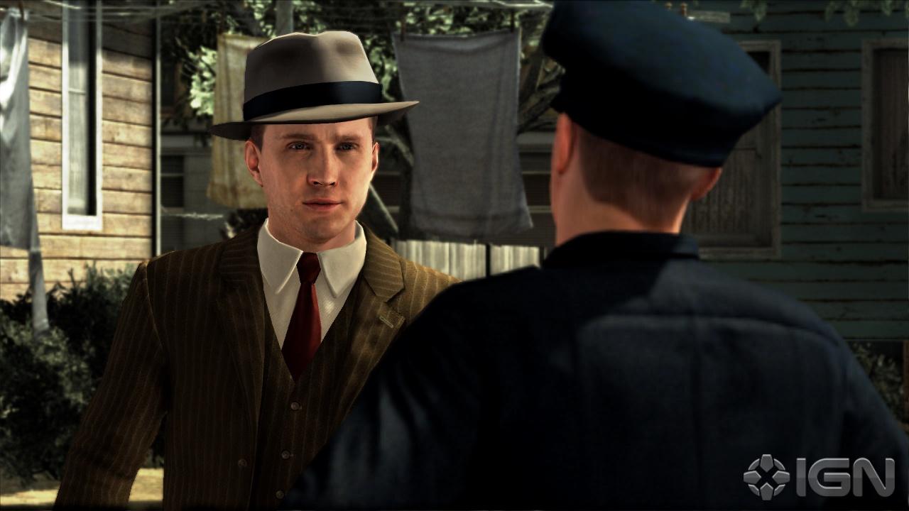 Cyber Ken Cosgrove for True Detective Season 3