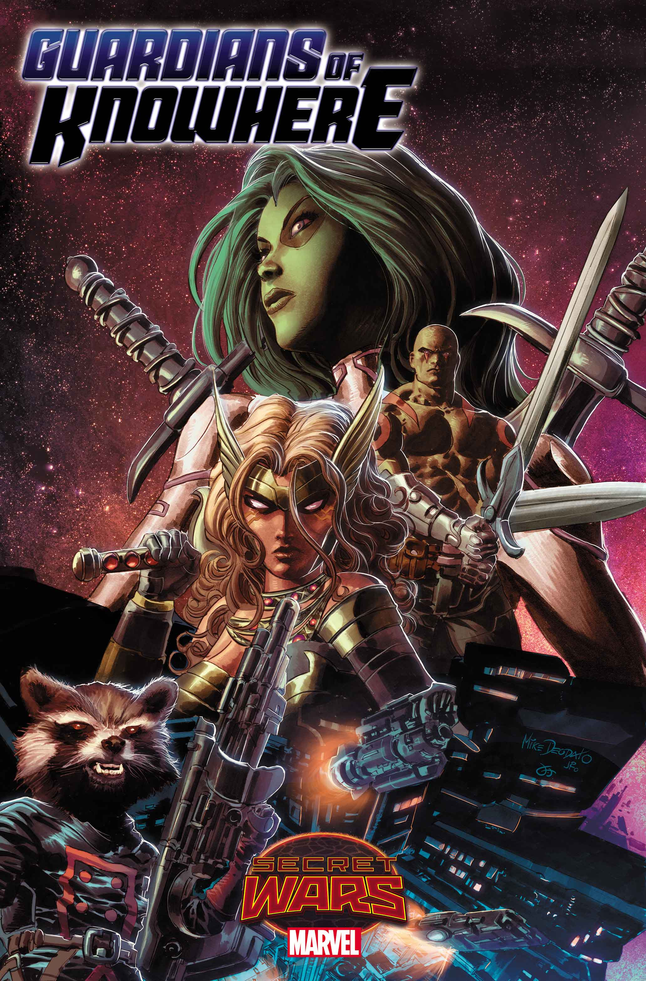 Guardians of Knowhere #1 (Secret Wars)