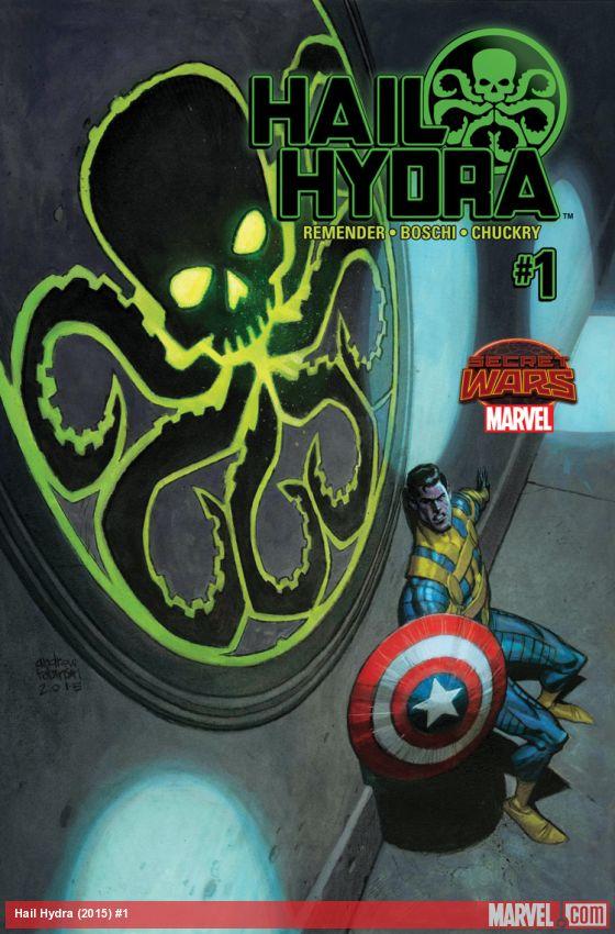 Hail Hydra #1 (Secret Wars)
