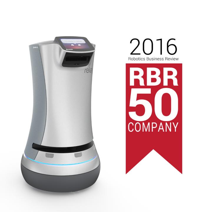 Savioke RBR50