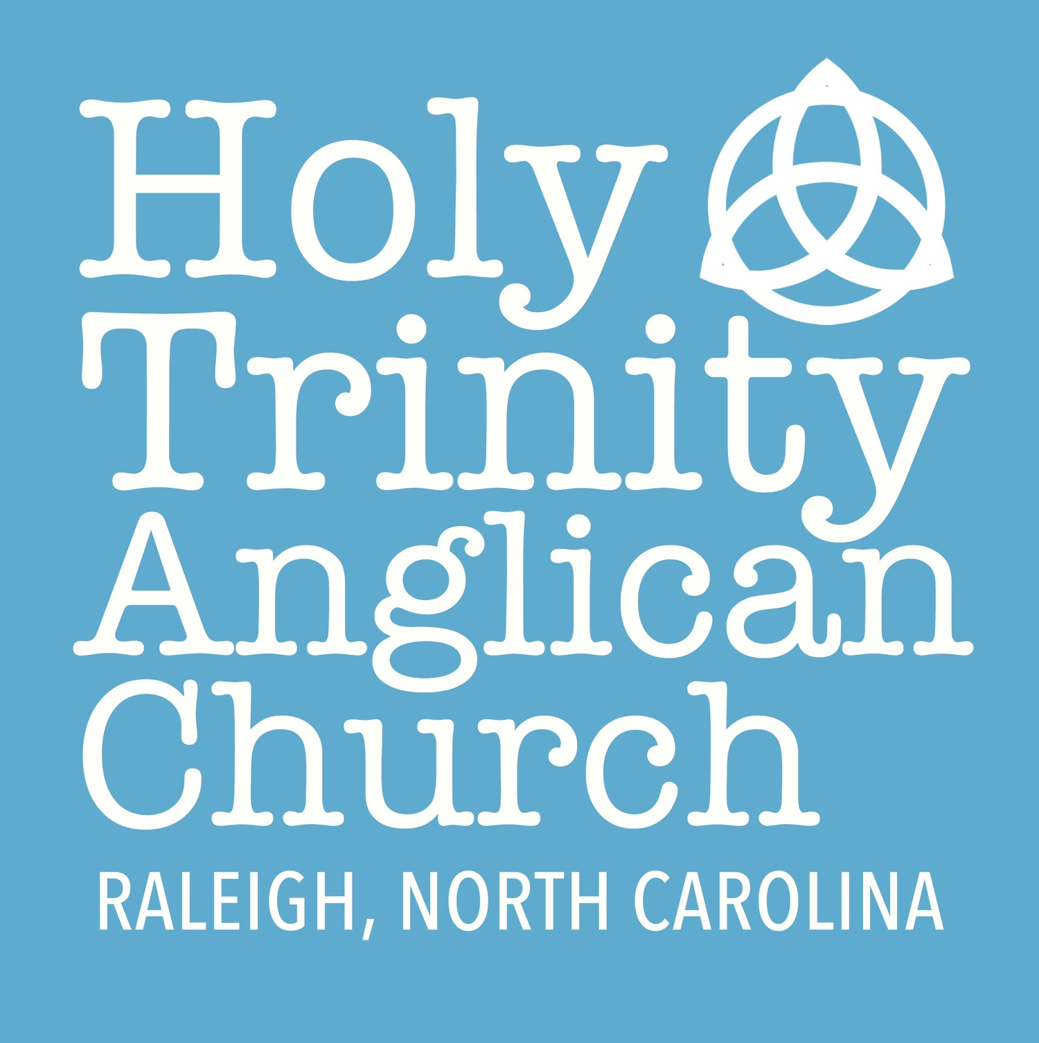Sermons & Audio - Holy Trinity Anglican Church