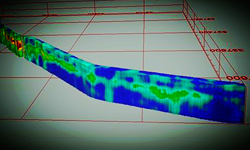 recherche geophysique