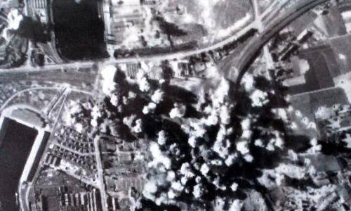 bombardement 40-45