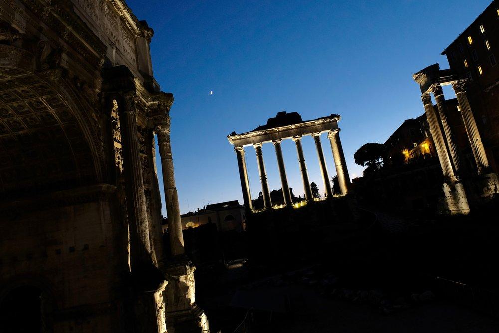 DETOUR: ROME