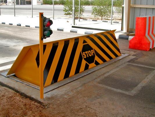 Når man trenger den kraftigste form for kjøretøykontroll byr veiblokker på markedets kraftigste terrorsikring.