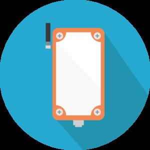 GSM Nettkontroll er utviklet paralelt med vår egen GSM enhet: SK 2.0