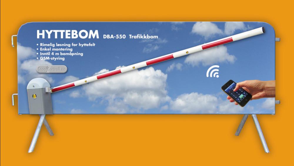 Foraas leverer reklamebannere for mobile rekkverk