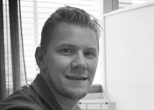 Ronny Hafsmo er ansvarlig salgssjef