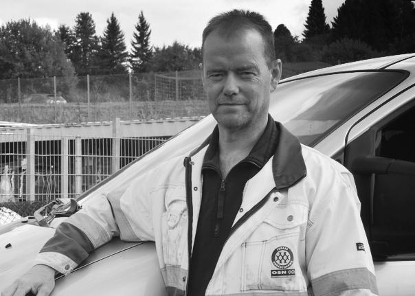 Montasjeleder - Ole Sigurd Lykstad | Tlf. 916 34 397| osl@foraas.noOle Sigurd har vært med i Foraas i hele 19 år. Her bor det ekstremt mye kompetanse om montasje av fysisk sikring.