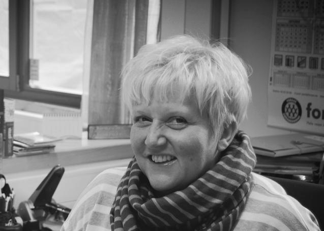 Adm. Koordinator - Elin Kvarme | Tlf. 916 34 441 | ekv@foraas.noElin har vært ansatt i 11 år og har ansvaret for håndtering av sentralbord og firmapost, og bistår administrasjonen ved behov.