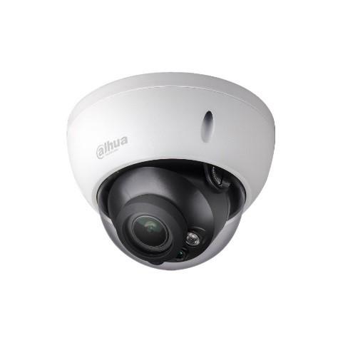 Dahua IR Dome kamera - Rimelig og bra nettverkskamera som egner seg godt til en bredere overvåkning. 4MP, IP67