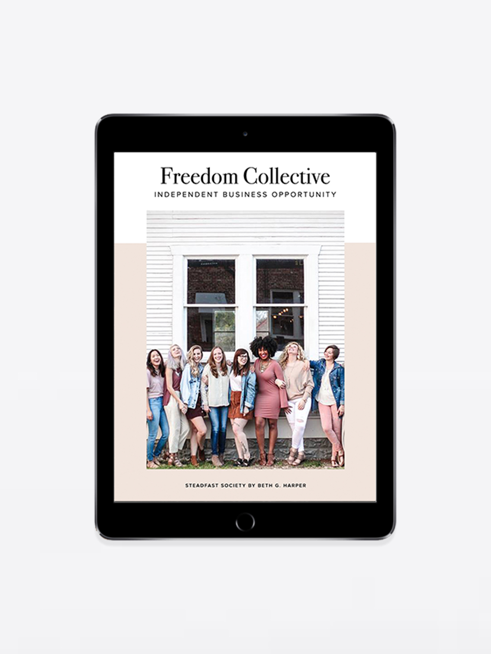 Copy of <p><strong>Freedom Collective</strong>By Application Only<a href=/freedom-collective>More →</a></p>