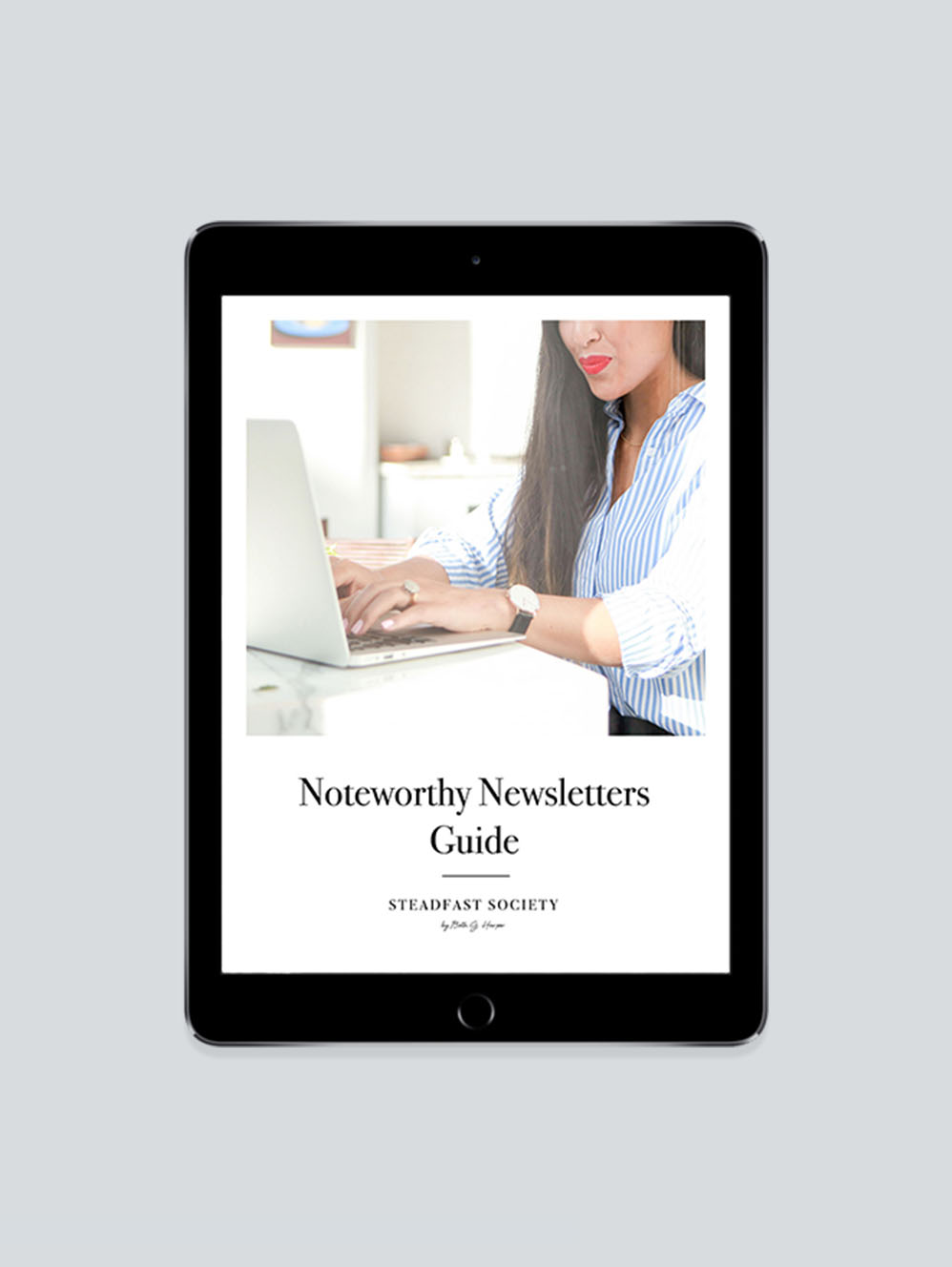 <p><strong>Noteworthy Newsletters Guide</strong>$99<a href=/noteworthy-newsletters>More →</a></p>