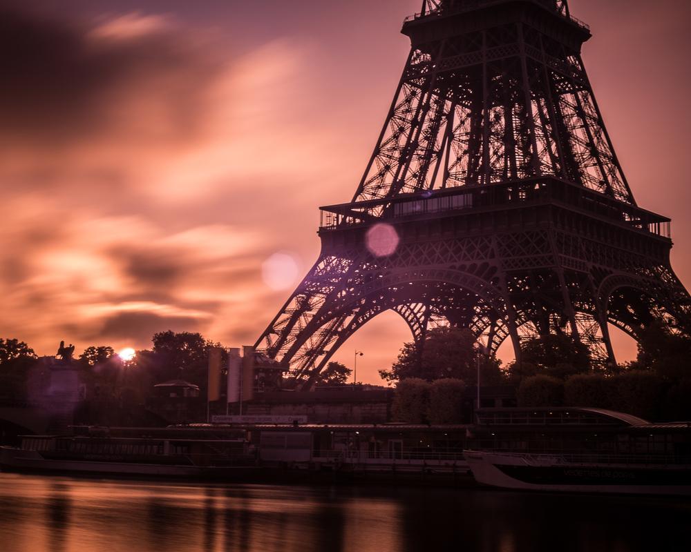 City scenes in Paris