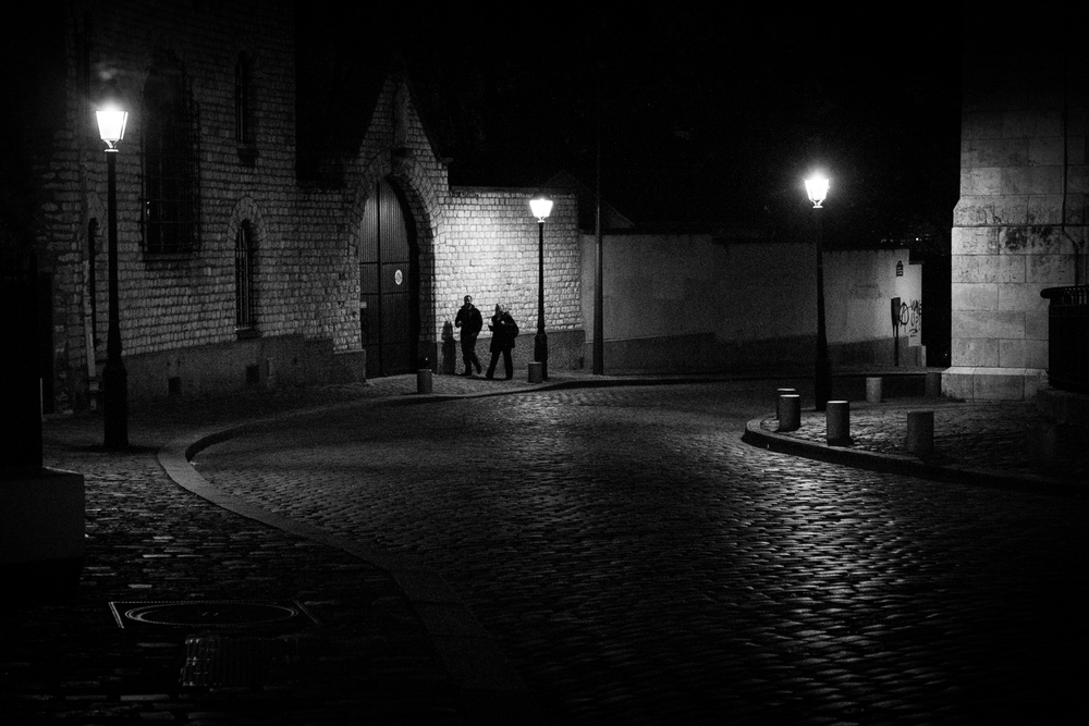 Late night Montmartre