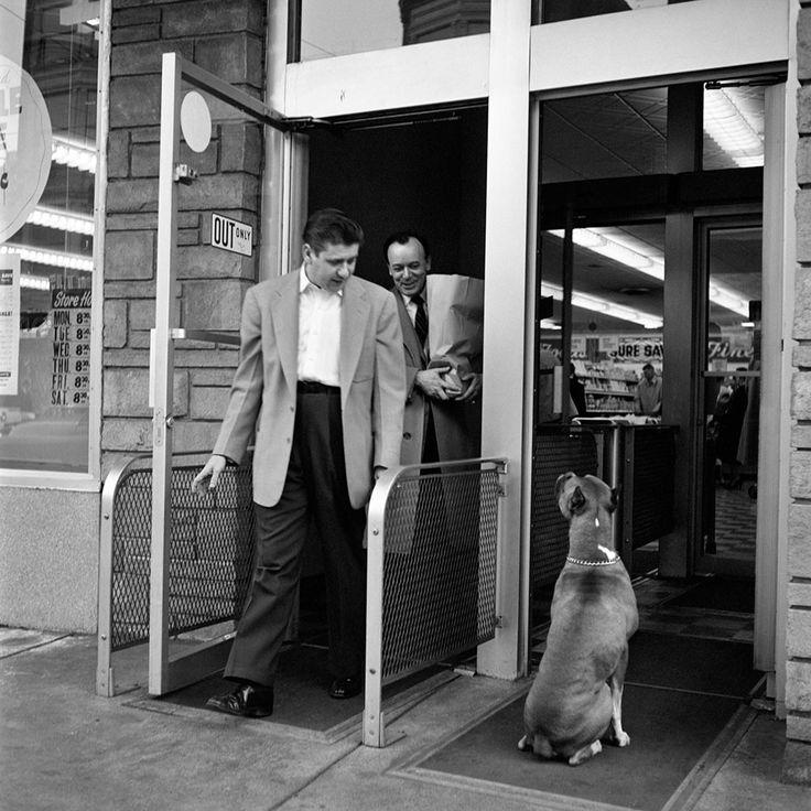 Vivian Maier, 1956