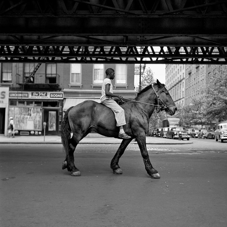 Vivian Maier, New York