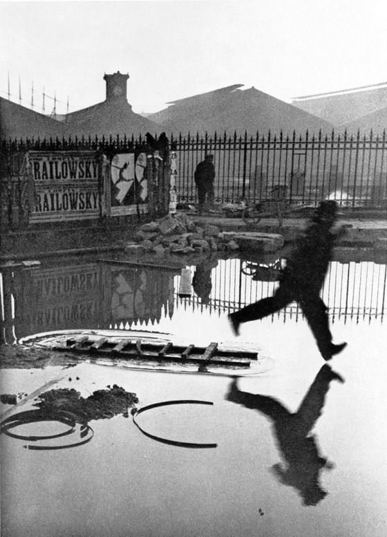 The Decisive Moment, by Henri Cartier-Bresson