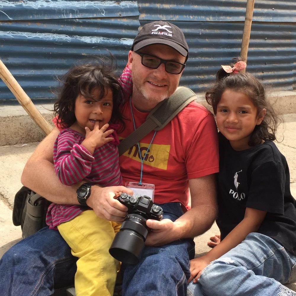 Guatemala City, March 2016