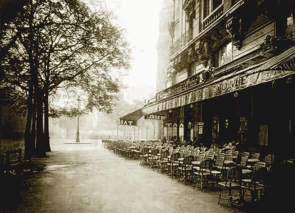 Paris, Eugene Atget