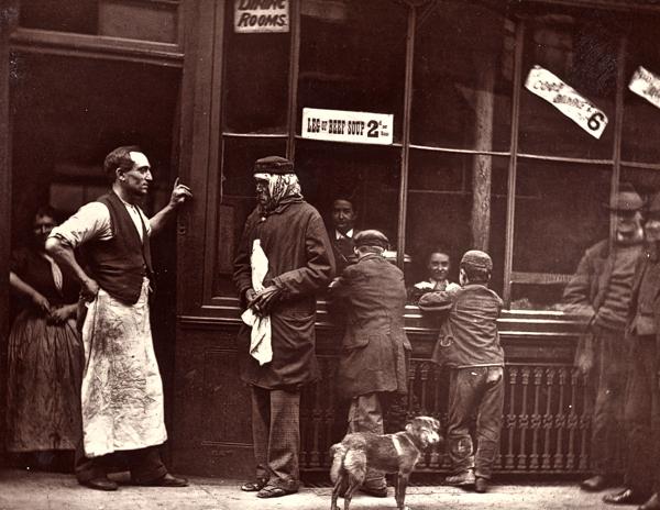 Street Life in London, John Thomson