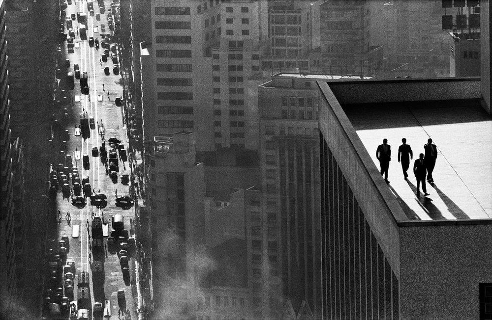 Sao Paulo, Brazil. 1960. ©Rene Burri/Magnum Photos