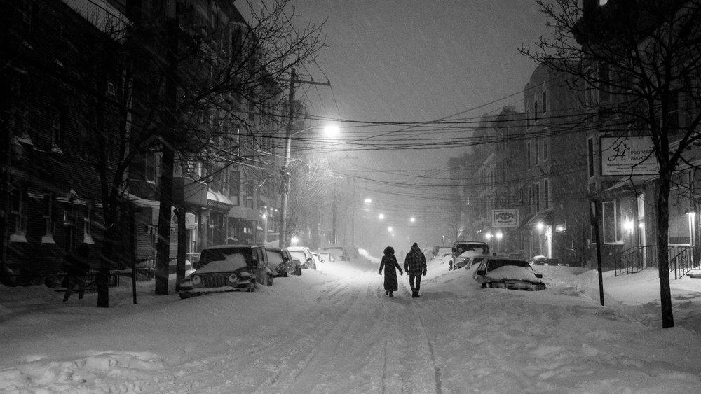 Hoboken, January 2016