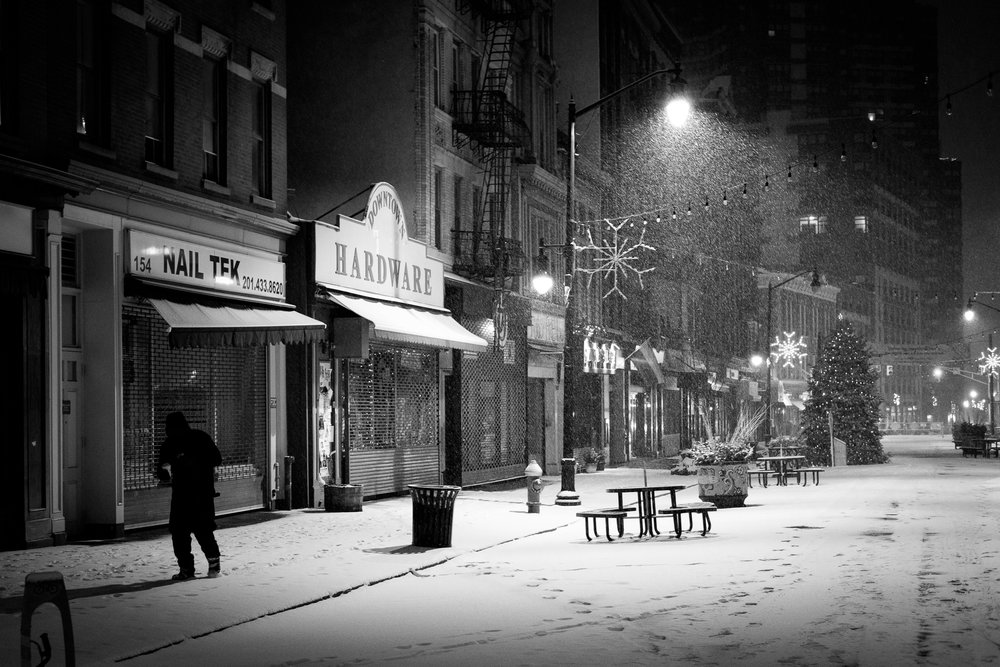 Jersey City, December 2016