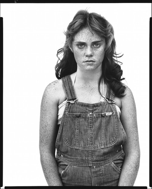 Sandra Bennett, twelve-year-old, Rocky Ford, Colorado, August 23, 1980