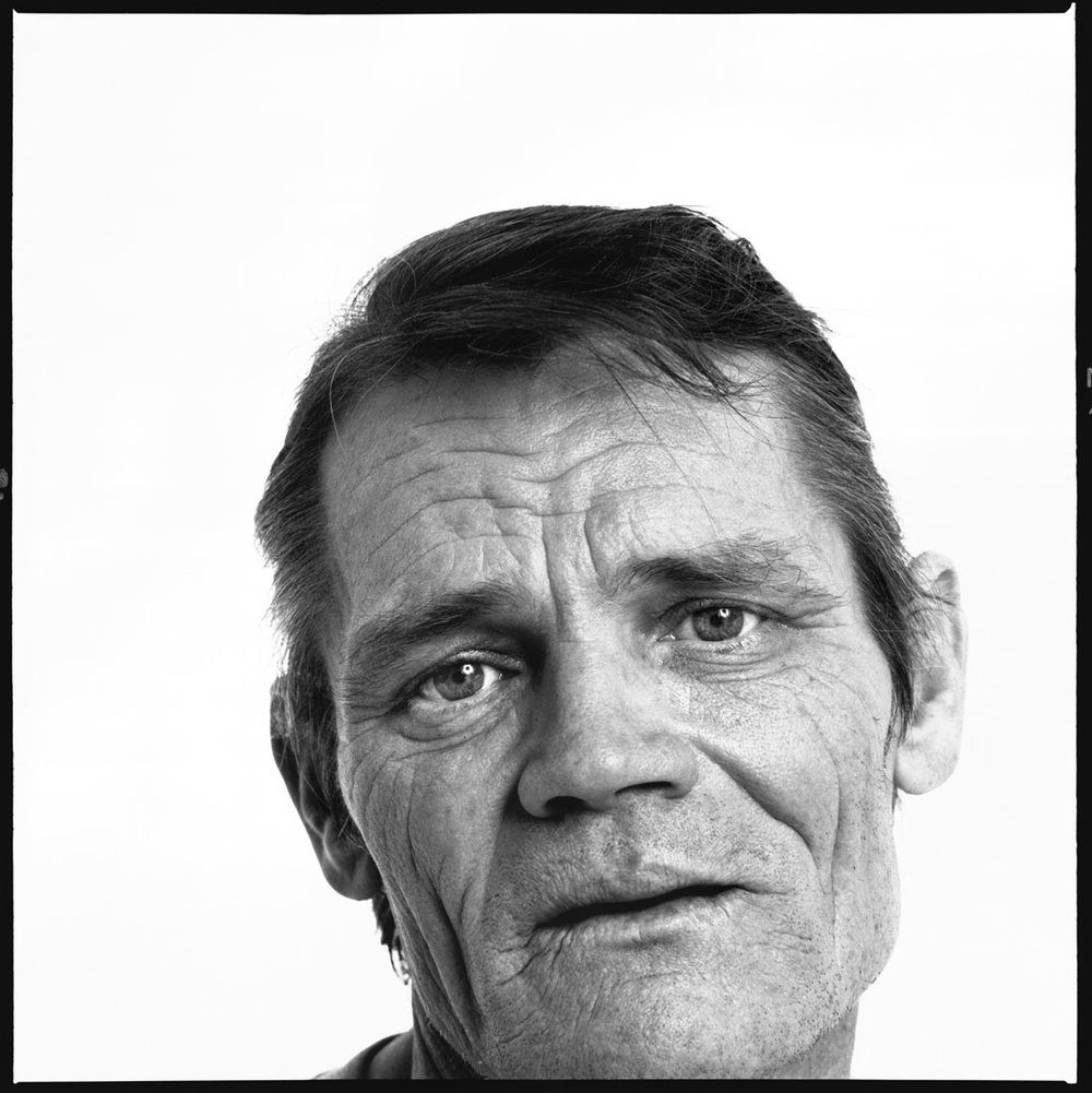 Chet Baker, singer, New York, January 16, 1986